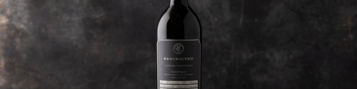 2015 Restricted Spring Mountain Cabernet Sauvignon