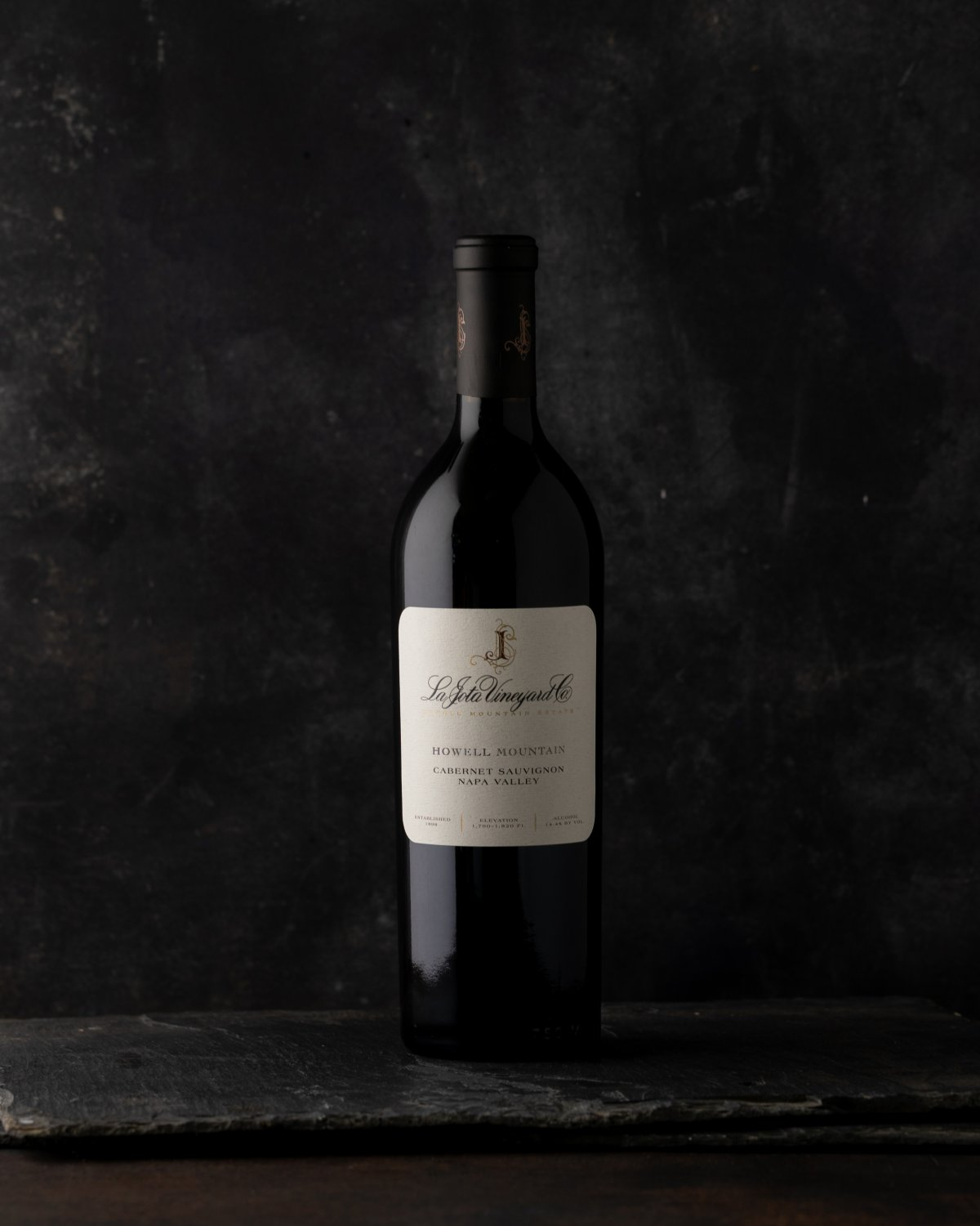 2015 La Jota Howell Mountain Cabernet Sauvignon