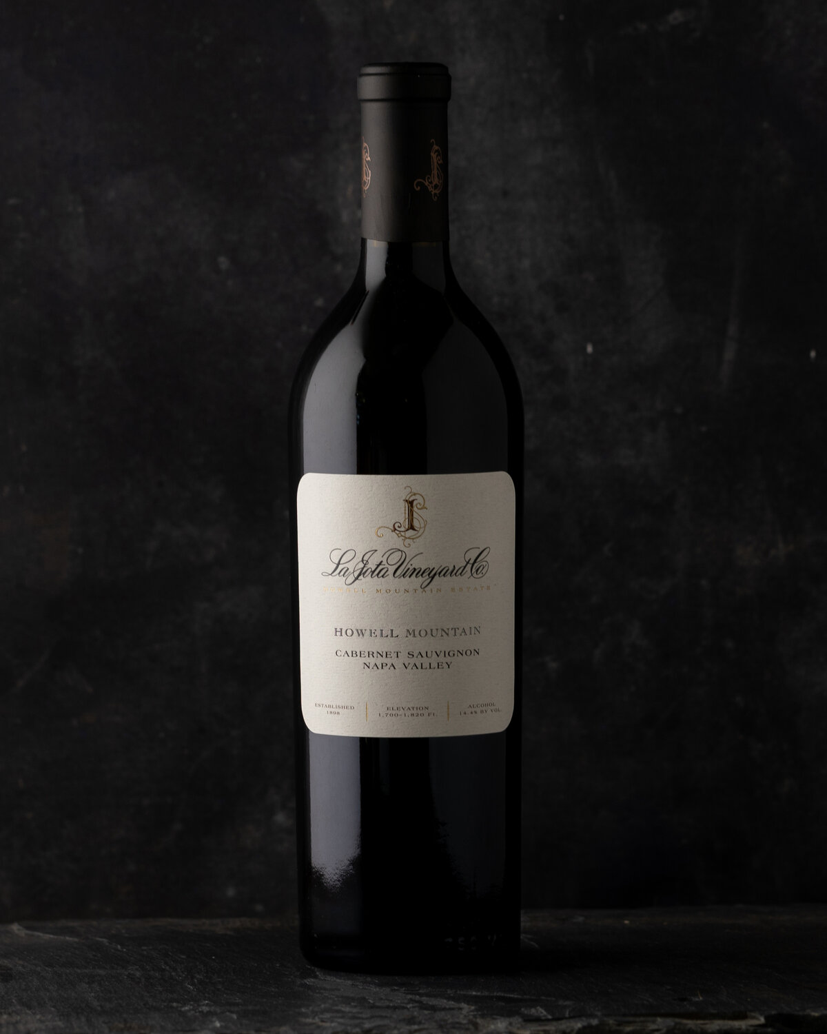 2016 La Jota Howell Mountain Cabernet Sauvignon